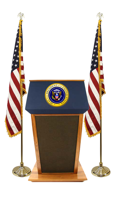 Presidential Stickers messages sticker-5