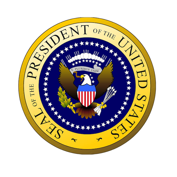 Presidential Stickers messages sticker-4