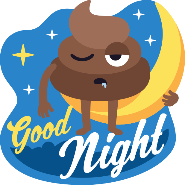 Happy Poo: Stickers by EmojiOne messages sticker-10