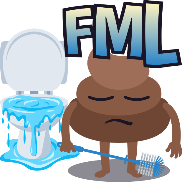Happy Poo: Stickers by EmojiOne messages sticker-8
