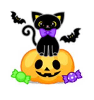 Beauty Halloween messages sticker-5