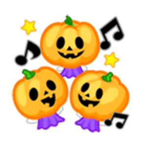 Beauty Halloween messages sticker-10