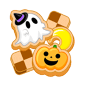 Beauty Halloween messages sticker-6