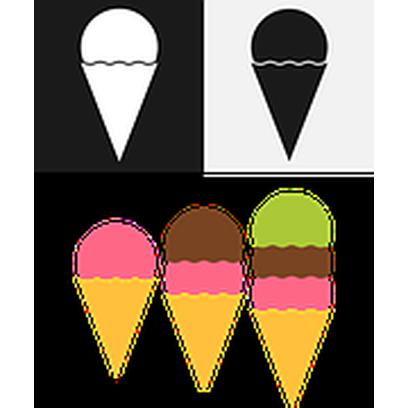 Ice Cream Stickers messages sticker-7