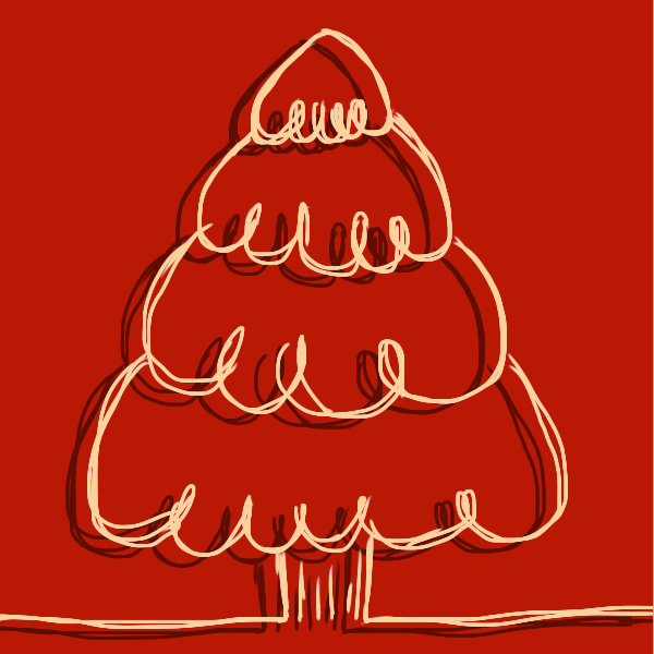 Christmas Tree Craft GIF stickers messages sticker-8