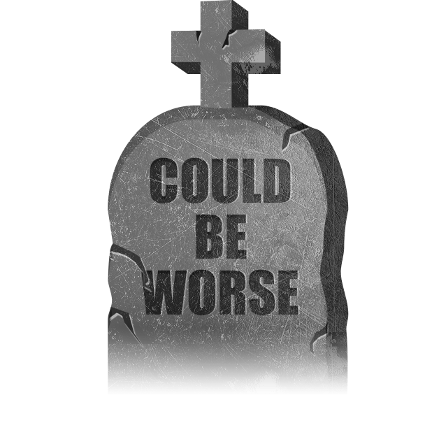 Halloween GraveStones 2 messages sticker-4