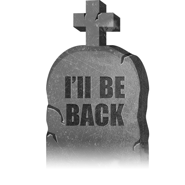 Halloween GraveStones 2 messages sticker-6