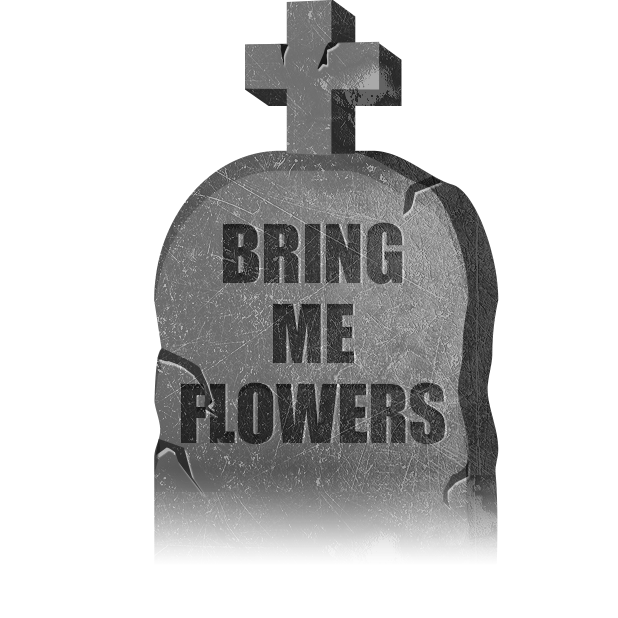 Halloween GraveStones 2 messages sticker-7