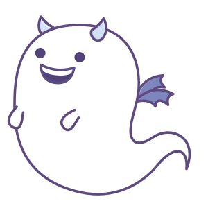Fattie's Ghost Disguise messages sticker-2