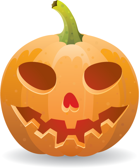 Happy Halloween Pumpkin Sticker Pack 01 messages sticker-7