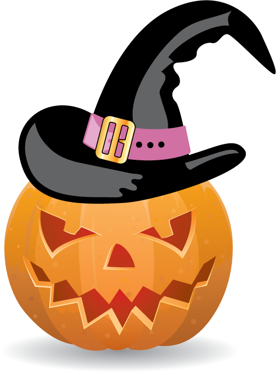 Happy Halloween Pumpkin Sticker Pack 01 messages sticker-4