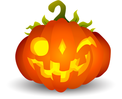 Happy Halloween Pumpkin Sticker Pack 02 messages sticker-7