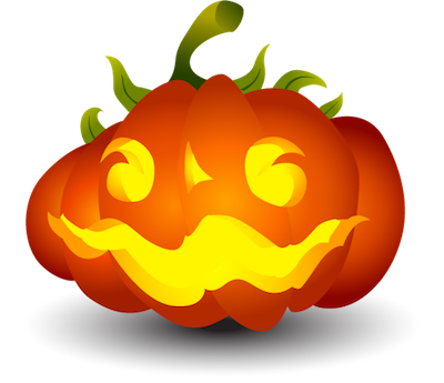 Happy Halloween Pumpkin Sticker Pack 02 messages sticker-5