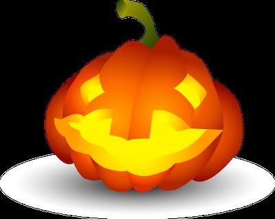 Happy Halloween Pumpkin Sticker Pack 02 messages sticker-1