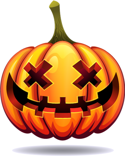 Happy Halloween Pumpkin Sticker Pack 03 messages sticker-5