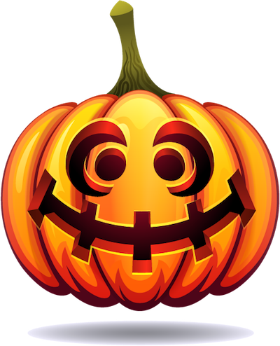 Happy Halloween Pumpkin Sticker Pack 03 messages sticker-0