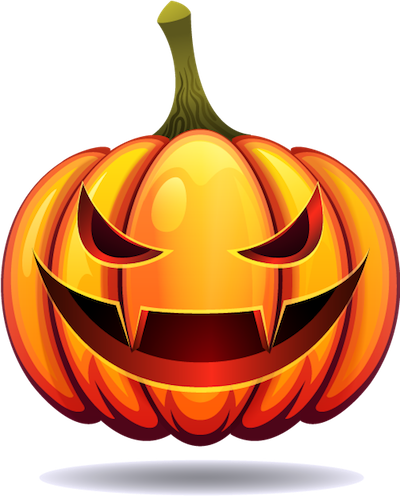 Happy Halloween Pumpkin Sticker Pack 03 messages sticker-4