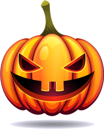 Happy Halloween Pumpkin Sticker Pack 03 messages sticker-10