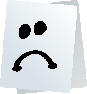 Paper Smiley Stickers for iMessage messages sticker-6