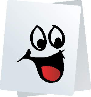 Paper Smiley Stickers for iMessage messages sticker-3
