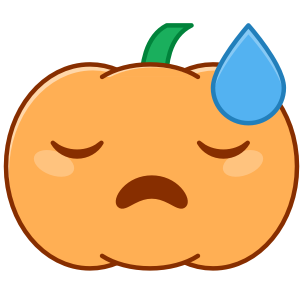 Bi Ngo the Pumpkin messages sticker-11
