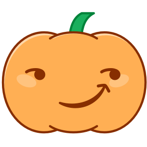Bi Ngo the Pumpkin messages sticker-9