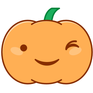 Bi Ngo the Pumpkin messages sticker-8