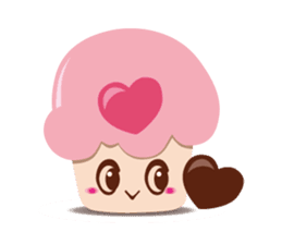 Creamy Cake Sitckers messages sticker-1