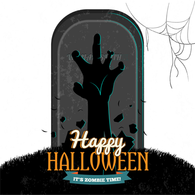 Halloween sticker pack messages sticker-0