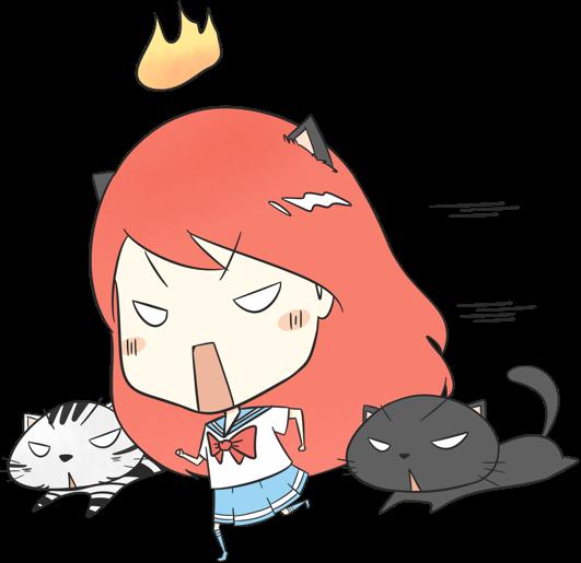 Takahashi Nana Anime Stickers messages sticker-3