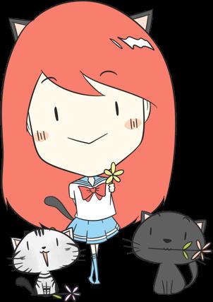 Takahashi Nana Anime Stickers messages sticker-0