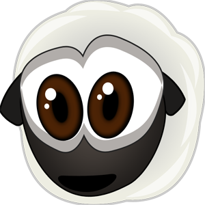 Hay Ewe - Farm friends sticker pack messages sticker-0