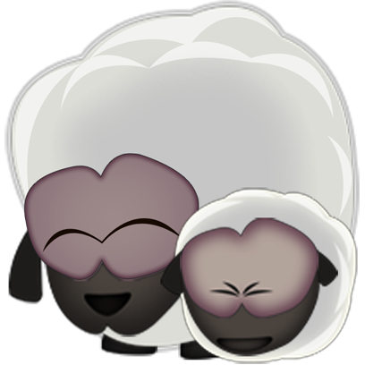 Hay Ewe - Farm friends sticker pack messages sticker-10