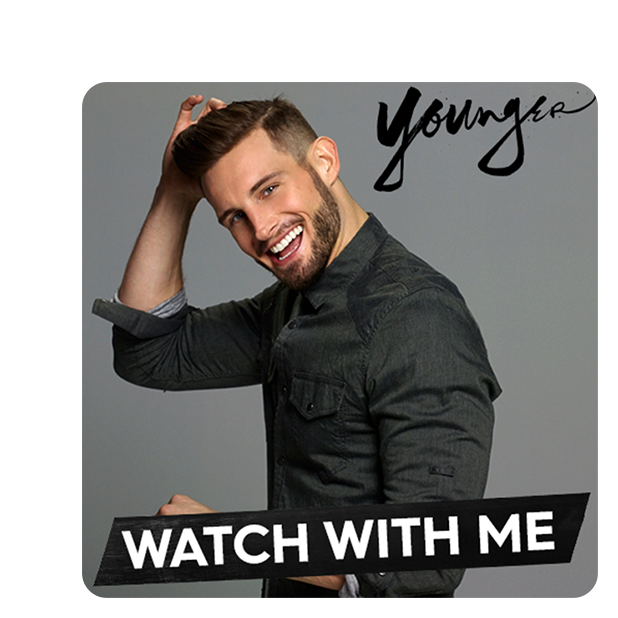 Younger Stickers - TV Land messages sticker-11