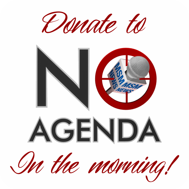 No Agenda Stickers messages sticker-5