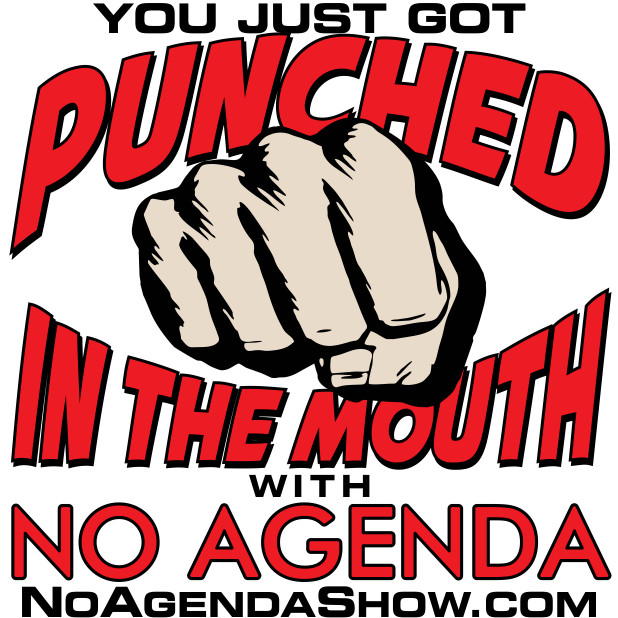 No Agenda Stickers messages sticker-6