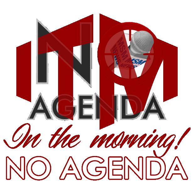 No Agenda Stickers messages sticker-8