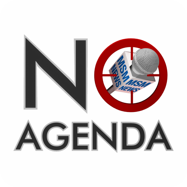 No Agenda Stickers messages sticker-9