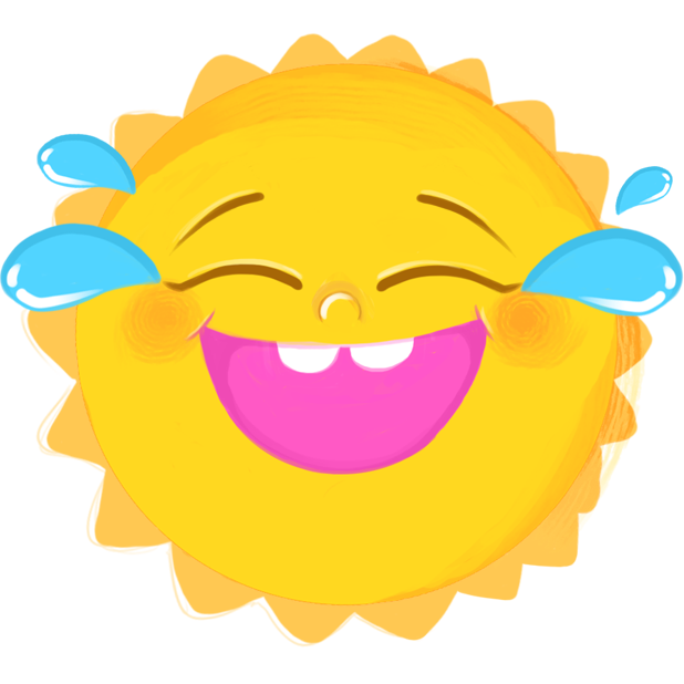 Good Morning Sunshine Rise, Shine, Emoji Stickers messages sticker-0