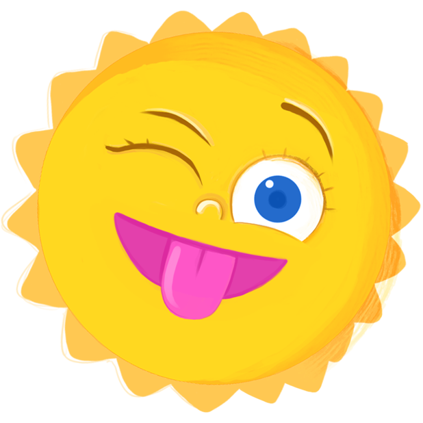 Good Morning Sunshine Rise, Shine, Emoji Stickers messages sticker-8