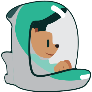 Teddy Space messages sticker-10