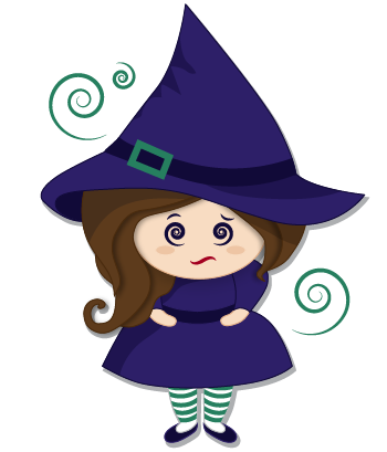 Halloween Witch messages sticker-5