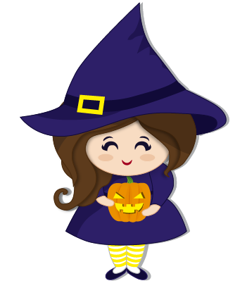 Halloween Witch messages sticker-11