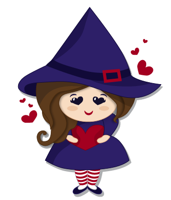 Halloween Witch messages sticker-6