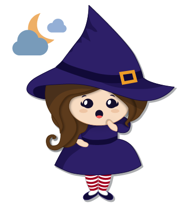 Halloween Witch messages sticker-8