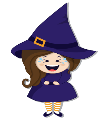 Halloween Witch messages sticker-10