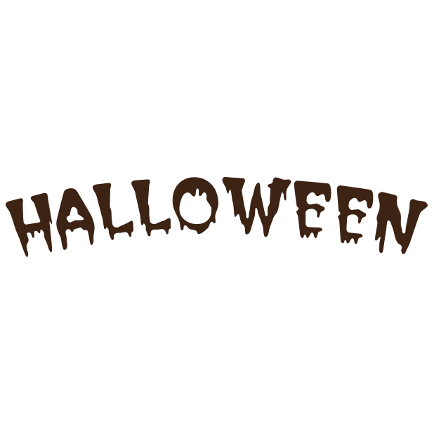 Howling Halloween messages sticker-0