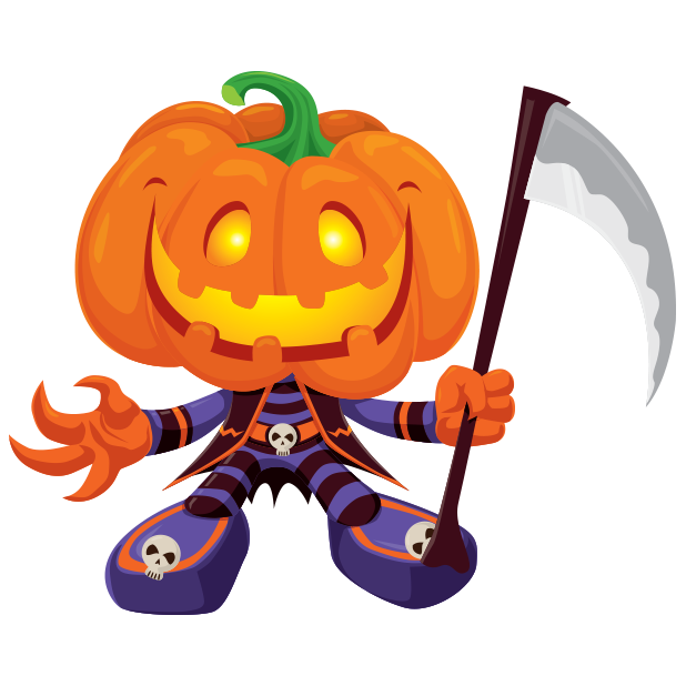 Spooky Wooky Emoji - Stickers messages sticker-7