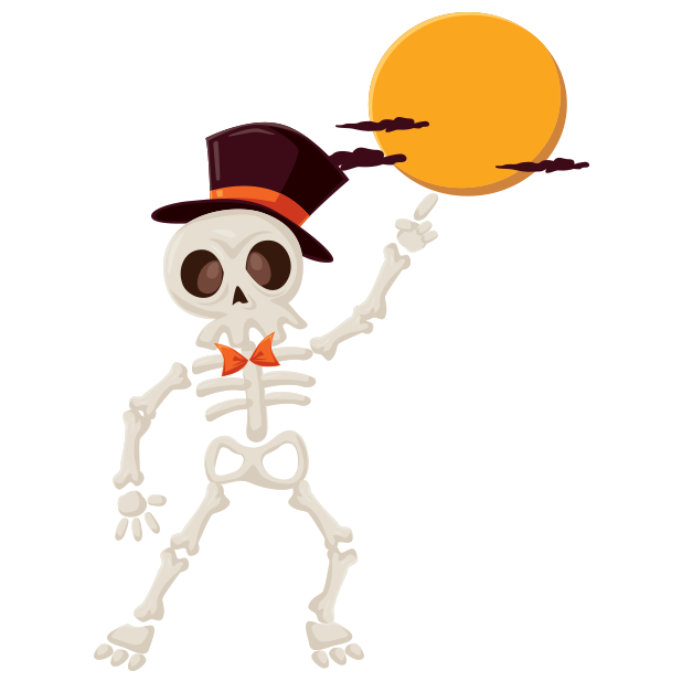Spooky Wooky Emoji - Stickers messages sticker-5