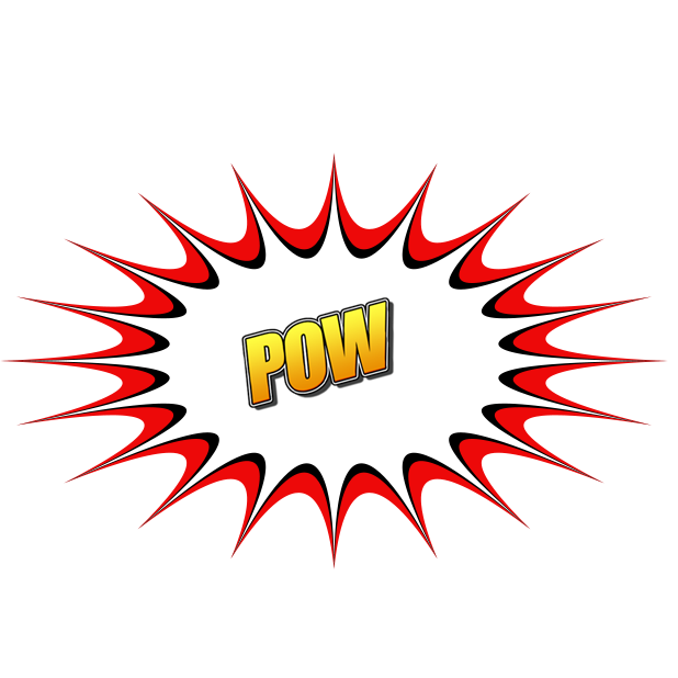 Comic Blast Animated Stickers messages sticker-7